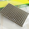 216pcs 5mm Metaballs Magnet Neo Cube Magnetic Balls Magic Toys New Year Gift Christmas Gift Magico Cubo Bag+Card+Vacuum Package