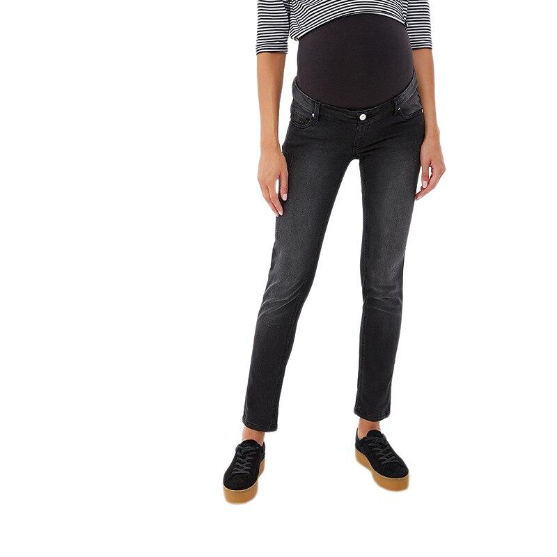 Jeans MODIS M182D00100 pants clothes apparel for female for woman TmallFS jeans modis m181d00079 women pants clothes apparel for female tmallfs