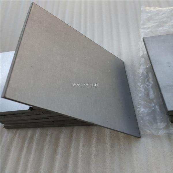 10 pcs Titanium alloy metal plate grade5 gr.5 Gr5 Titanium sheet 3mm thick wholesale price ,free shipping 2pcs titanium alloy metal plate grade5 gr 5 gr5 titanium sheet 10mm thickness