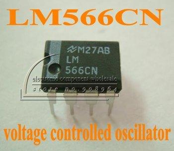 Venta al por mayor 10 unids/lote LM566CN LM566 oscilador controlado por voltaje envío gratuito