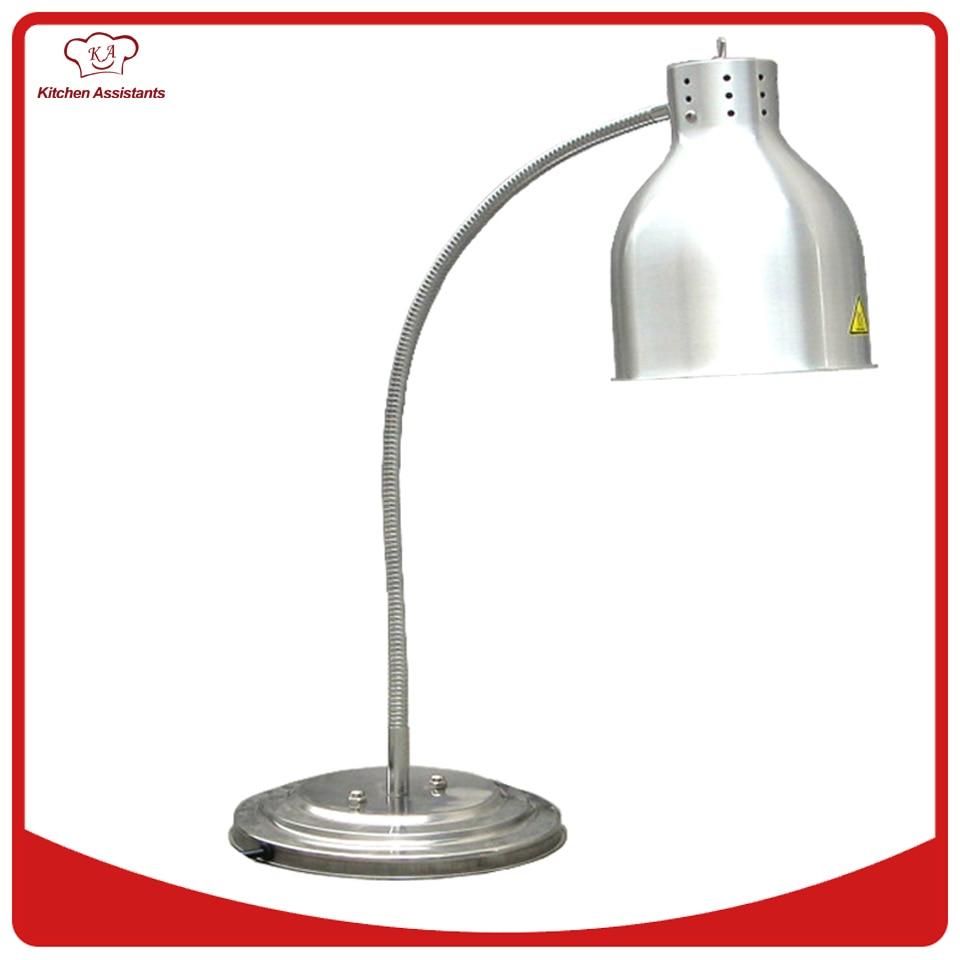 все цены на DW1 Stainless steel made warming heating lamp light for food warming heating онлайн