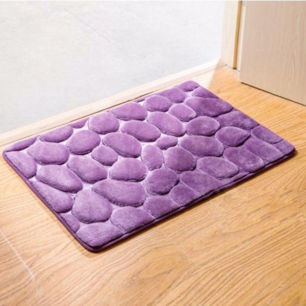 4 colori 3d tappeto e tappeti 4060 cm 3d ciottoli tappeti per soggiorno rettangolo