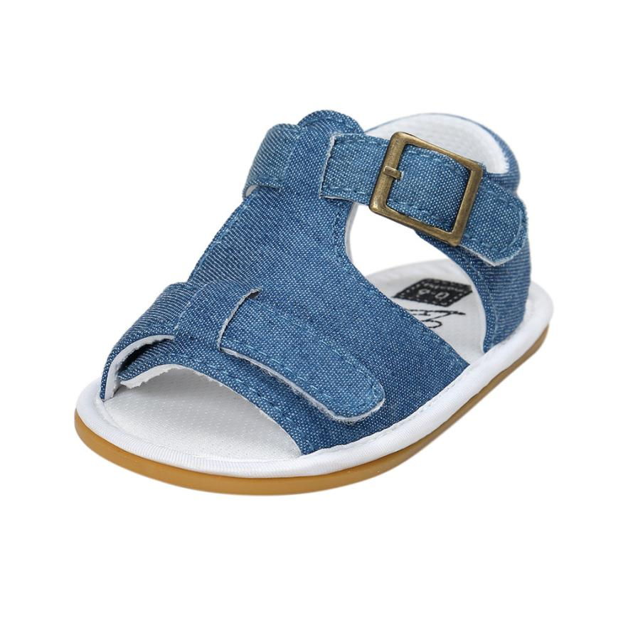 BMF TELOTUNY Fashion Baby Boys Cow Muscle Sandals Shoe Casual Shoes Sneaker Anti-slip Soft Sole Toddler Apr20 Drop Ship