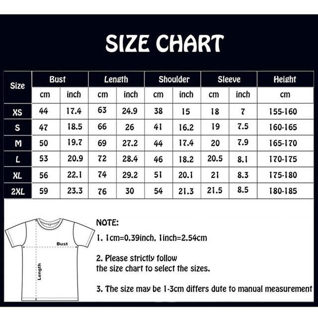 shirt size calculator