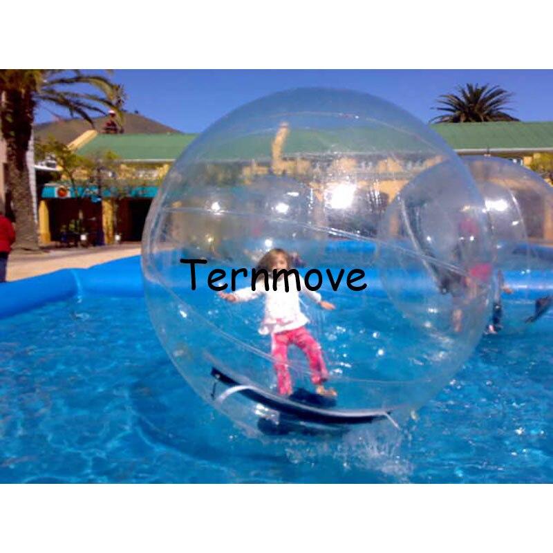 49668f80c Andar sobre a água bola de água inflável rollering bola Bolas De Futebol  Bolas De Boliche para o jogo Inflável da Água Hamster Humano Humano em Bolas  De ...
