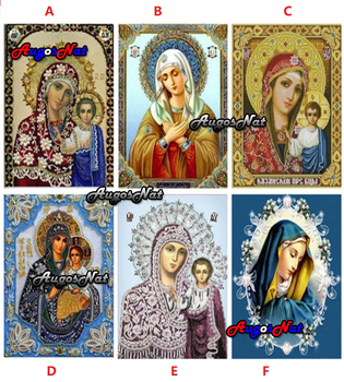 religious diamond painting full drill virgin mary diamond embroidery woman diamond dots pictures god diamand mosaic sticker diy image
