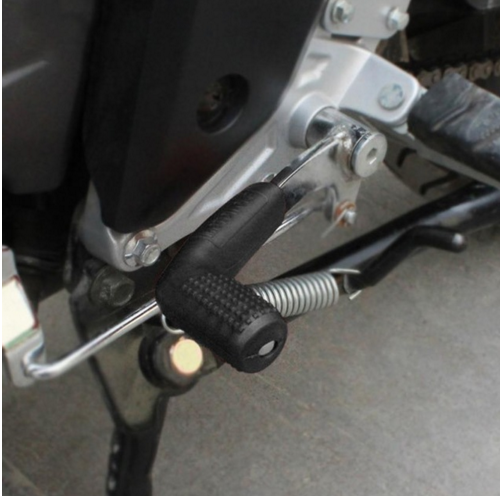 Gear Shift Kaus Kaki Klip Shifter Sepatu Case Cover Aksesoris Motor untuk Kawasaki Ninja 650R ER6F ER6N Versys W800 Se Z750S