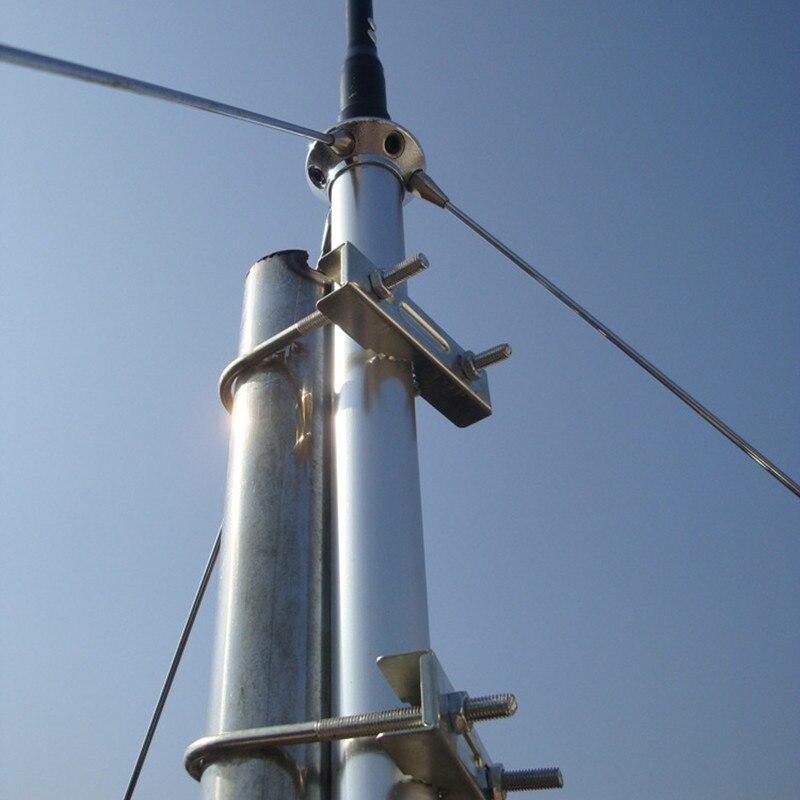 Wholesale 1/4 Wave GP Antena Digital TV Antenna for Broadcasting FM Equipment wholesale 1 4 2v3a