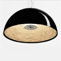 Modern Pendant Lamp Resin Material Foyer E27 LED Pendant Light Marcel Wanders Internal Pattern Skygarden Led