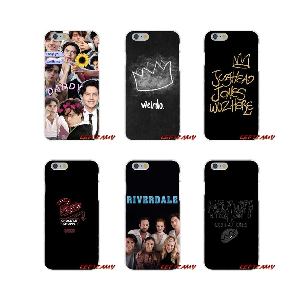 Cell Phone Shell Case For Xiaomi Mi6 Mi 6 A1 Max Mix 2 5X 6X Redmi Note 5 5A 4X 4A 4 3 Plus Pro tv Riverdale Series Cole Sprouse