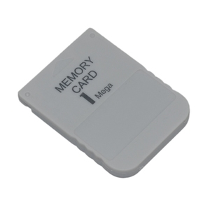 Image 2 - 1MB Memory Card for Playstation 1 for PS1 one