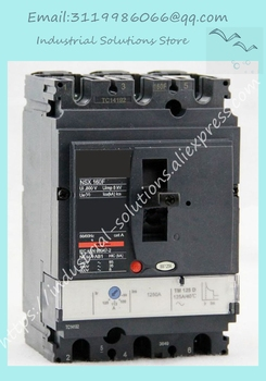 Plastic Case Circuit Breaker NSX100N 3P 25A TM25D LV429846 Stationary