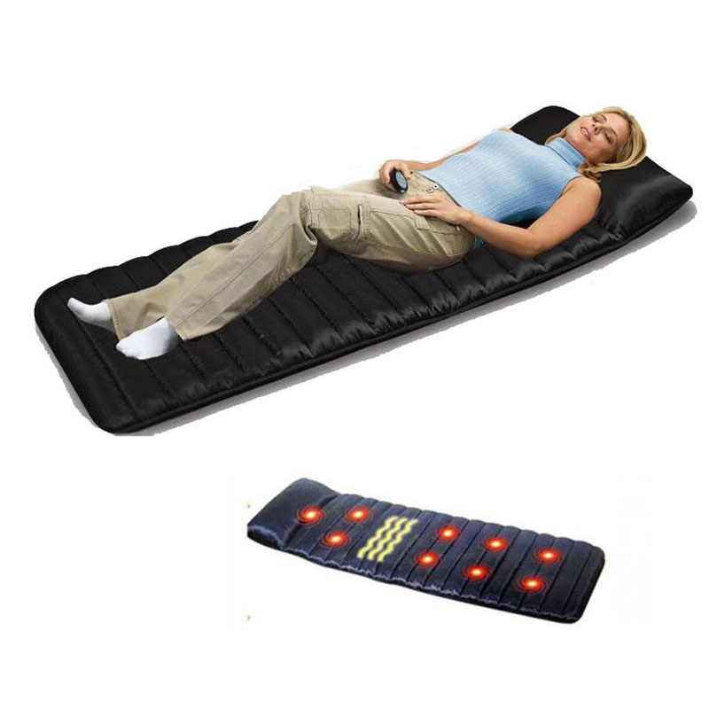 Electric Body Massage Mattress Multifunctional Infrared physiotherapy Heating Bed Sofa Massage CushionElectric Body Massage Mattress Multifunctional Infrared physiotherapy Heating Bed Sofa Massage Cushion