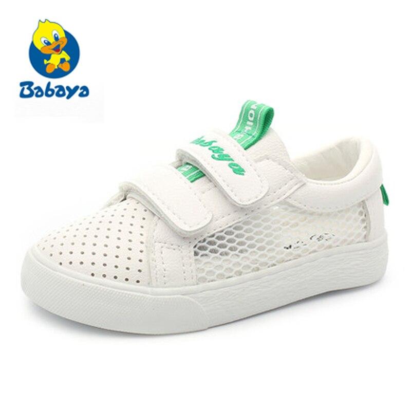 2018 Frühjahr Neue Mode Kinder Freizeitschuhe Jungen Turnschuhe Kid Schuhe Für Mädchen Schuhe Pu Student Girl Kleine Weiße Schuhe