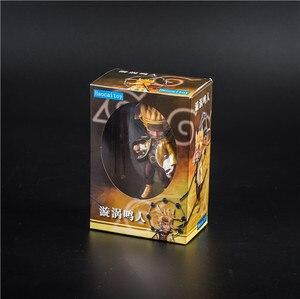 New Comic Anime Naruto Statue Uzumaki Naruto Rikudo Sennin Ootutuki Hagoromo Six Immortals16cm Figure Figurine Toys(China)