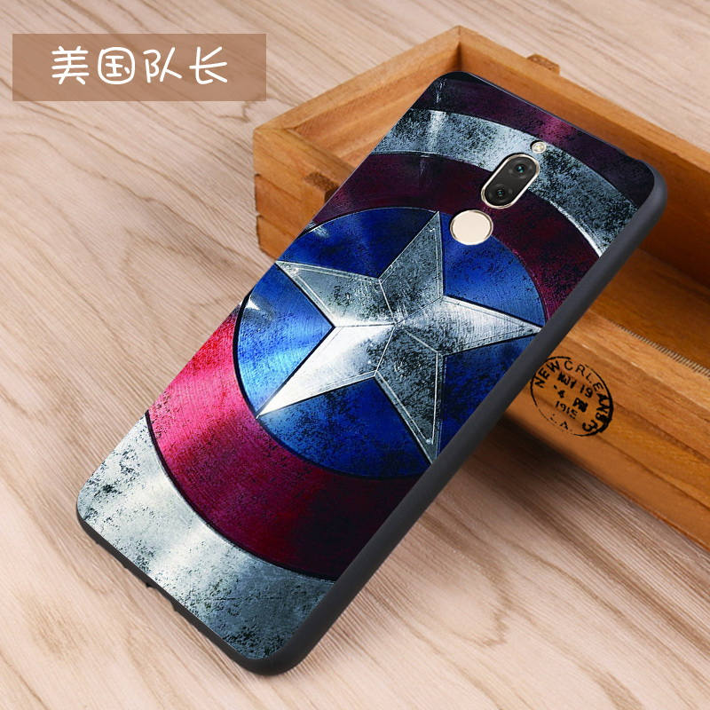 on sale 3414f 7a60b US $3.78 10% OFF|For Huawei Nova 2i Case Cover Luxury Cartoon Soft Tpu Back  Cover For Huawei Nova 2i Nova2i 5.9 inch Case Silicone Phone Cover-in ...