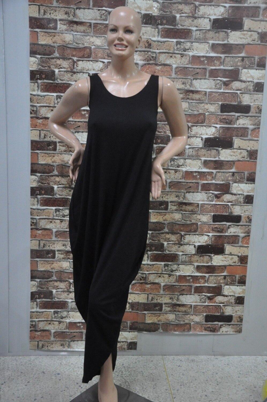 Bohemian Tank Top Dress Plus Size Women Fashion 2014 Female Summer