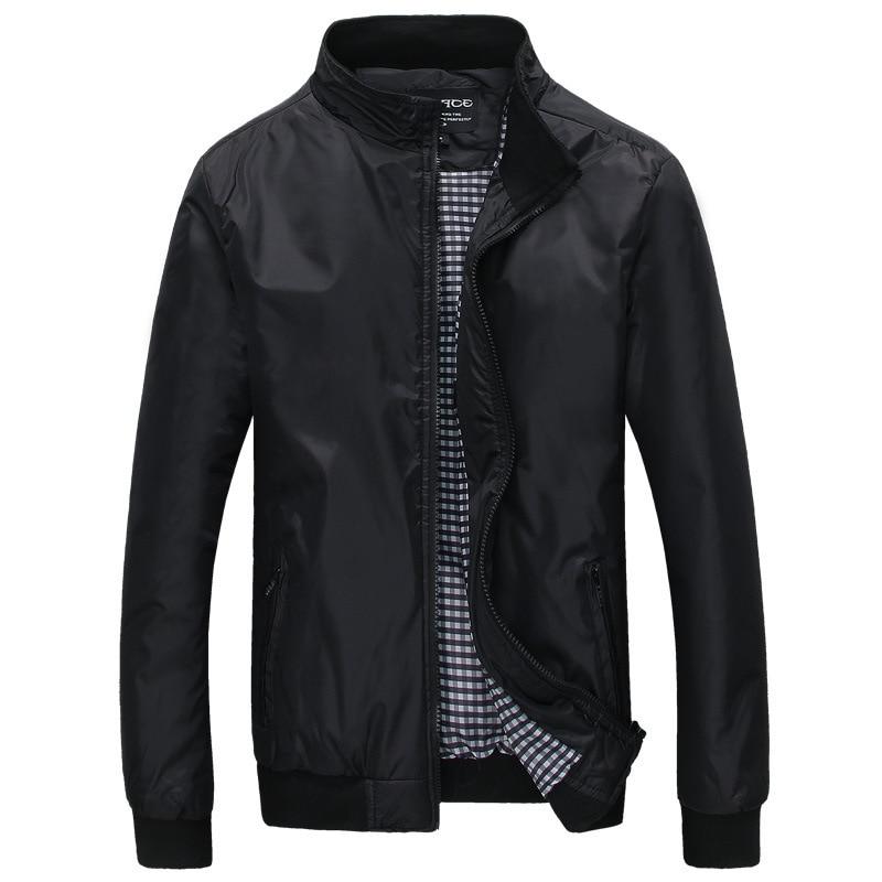 Online Get Cheap Black Windbreaker Jacket -Aliexpress.com ...