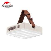 Naturehike наружное оборудование аксессуары для кемпинга подвесной светильник для палатки Мобильный Внешний аккумулятор вспышка светильник портативный Перезаряжаемый светодиодный светильник