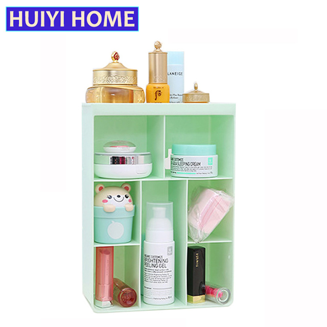 HUIYI HOME Bathroom Storage Racks Multi Function Shelves Wall Mounted Kitchen  Storage Box EGN103