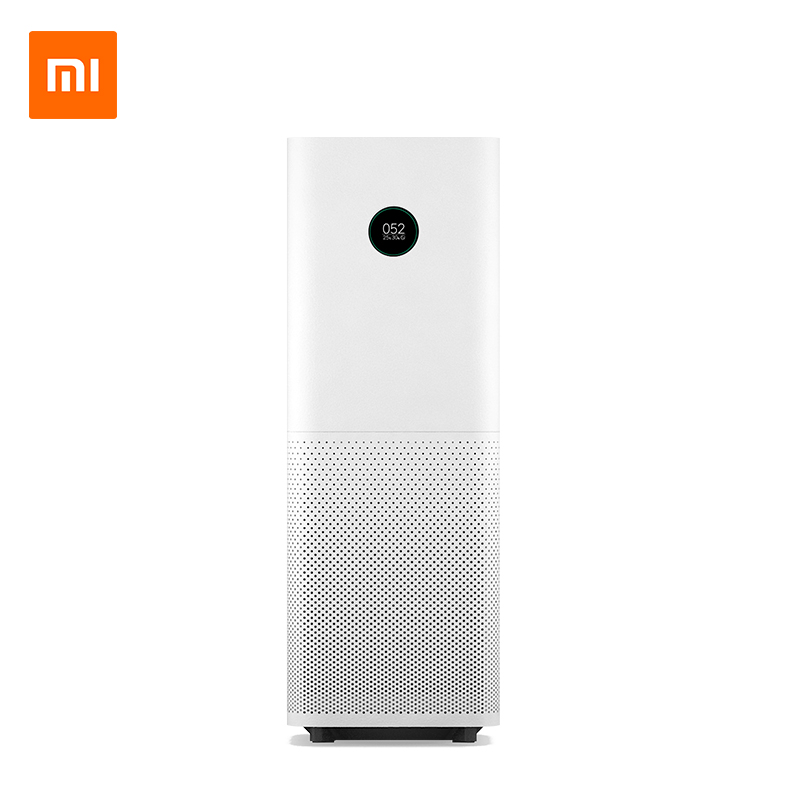 Xiaomi Purificateur D'air Pro Intelligent OLED Affichage CADR 500m3/H 60m3 Sans Fil Smartphone APP Contrôle Des Ménages Applianc