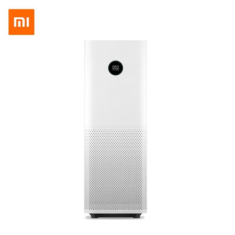 Xiaomi Воздухоочистители Pro интеллектуальная OLED Дисплей CADR 500m3/ч 60m3 Беспроводной смартфон приложение Управление бытовой Applianc