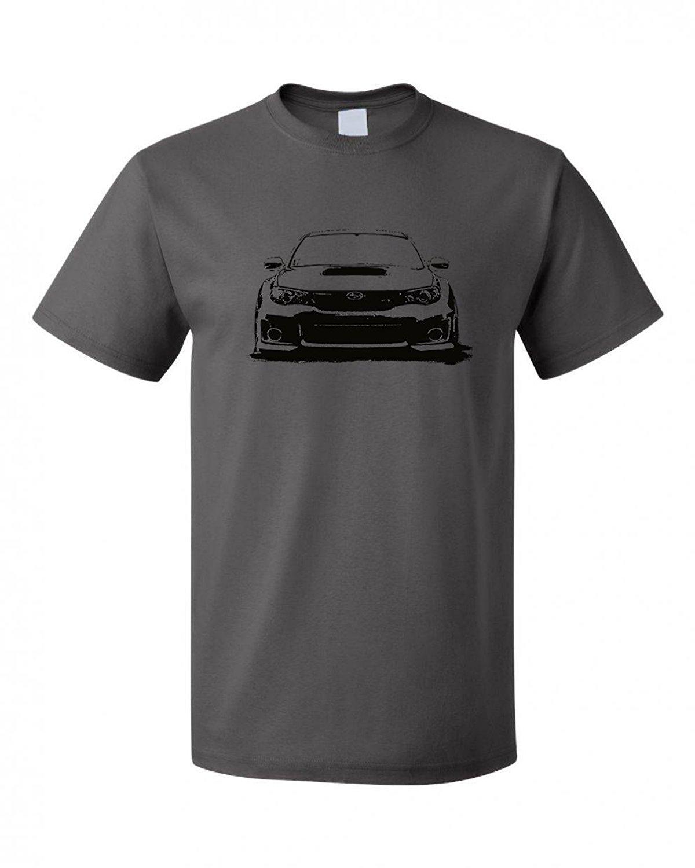 Мужские футболки, летняя стильная модная мужская футболка Swag, лидер продаж, футболка с японскими автомобилями для фанатов WRX Stinkeye