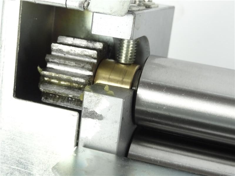 RB30 kézi acéllemez hengerlőgép, BateRpak acél / horganyzott / - Szerszámgépek és tartozékok - Fénykép 4