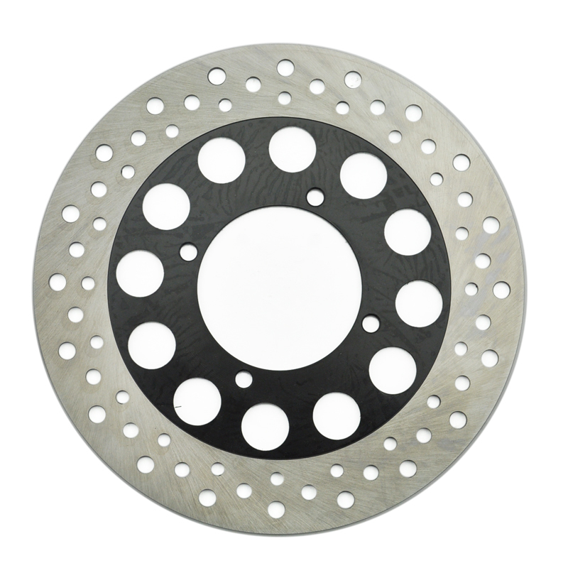 LOPOR Rear Brake Disc Rotor For Suzuki GSF250 74A GSF400 75A GSX250 GSX400 GS500 GSX600 GSX750 GSF GSX 250 400 600 750 NEW wotefusi rear brake disc rotor for fjs 400 600 silverwing sw t 400 a9 scooter c abs [mt104]