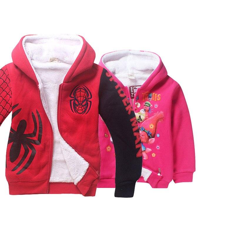 297bd24328b25 2018 Minecraft roblox winter Boy Baby Fashion hoodie 3D Printed coats T  Shirt Tops Children Cute Clothes Kids Shirts coat 6-14y