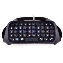 Для sony PS4 Игровые приставки 4 аксессуар контроллер Mini Bluetooth Беспроводной клавиатура