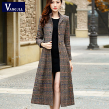 coat Long women Vangull
