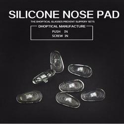 Plaquette en silicone 500 pièces vrery doux lunettes accessoires CY009 en gros