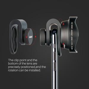 Image 4 - ULANZI 16 미리 메터 HD 광각 전화 렌즈 CPL 카메라 렌즈 필터 범용 아이폰 삼성 안드로이드 화웨이 스마트 폰