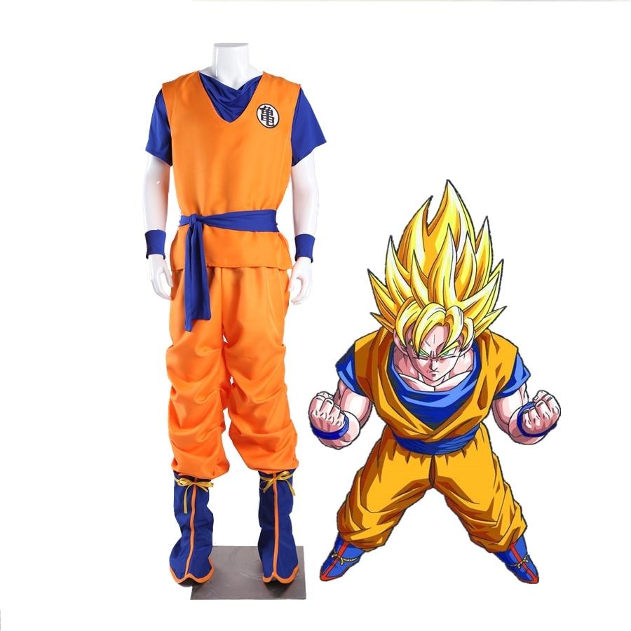 MMGG Halloween anime Dragon Ball Cosplay Kakarotto cosplay ...