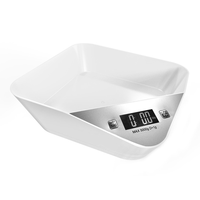 Smart Weighing Bowl  3