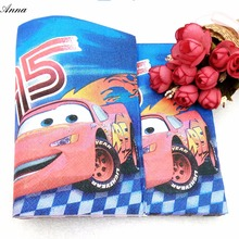 20pcs Car Lightning McqueenPaper Napkin Cartoon Theme Party Kid Birthday Decoration Supply Festival
