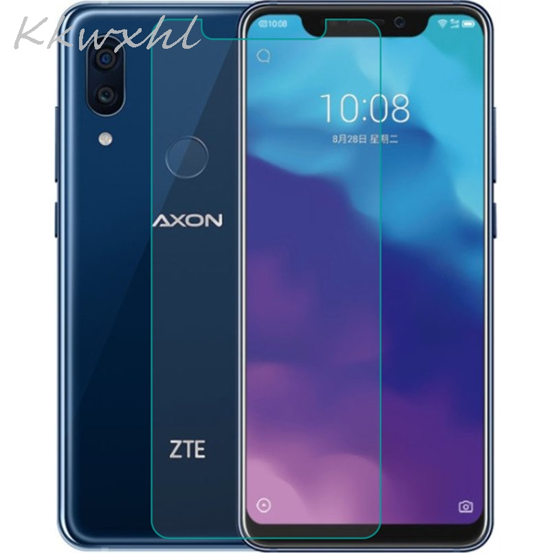 Smartphone 9H Tempered Glass for ZTE Axon 9 Pro  6.21