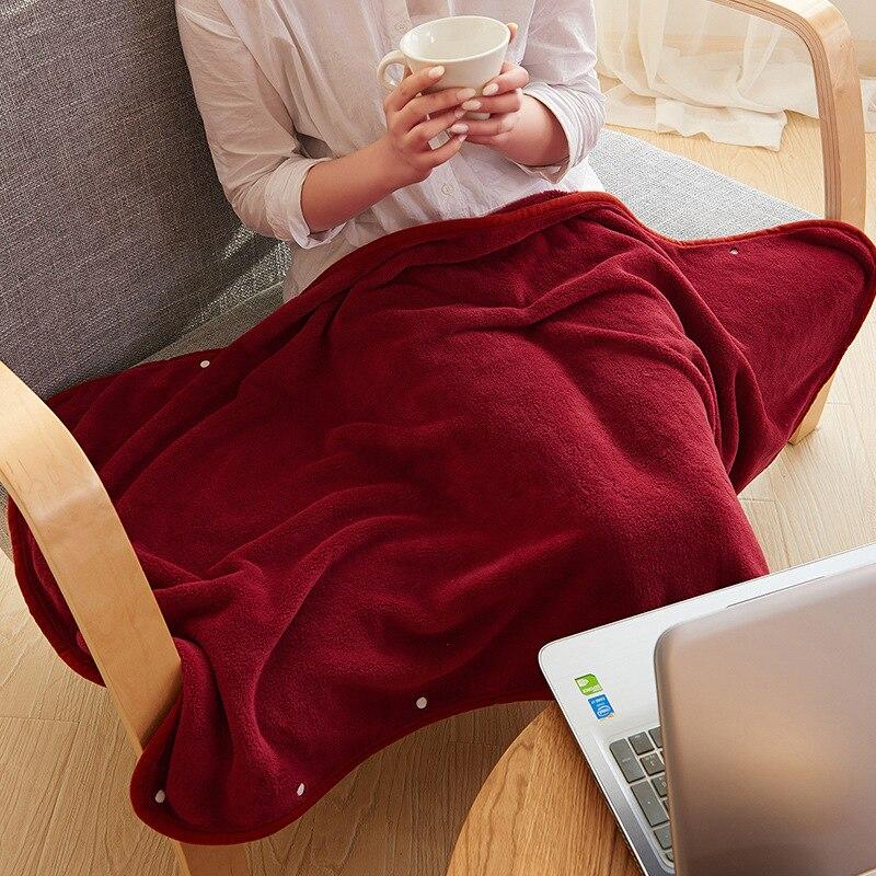 Soft Fleece throw Blanket Swaddle Cover Blanket Wearable Fleece Blanket Bedding Sofa Throws Plaid Bedsheet Bedspread Travel 3