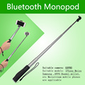 KingMa Selfie Rotary Extendable Handheld Camera Tripod Mobile Phone Monopod+ Wireless Bluetooth Remote Control Free Shipping