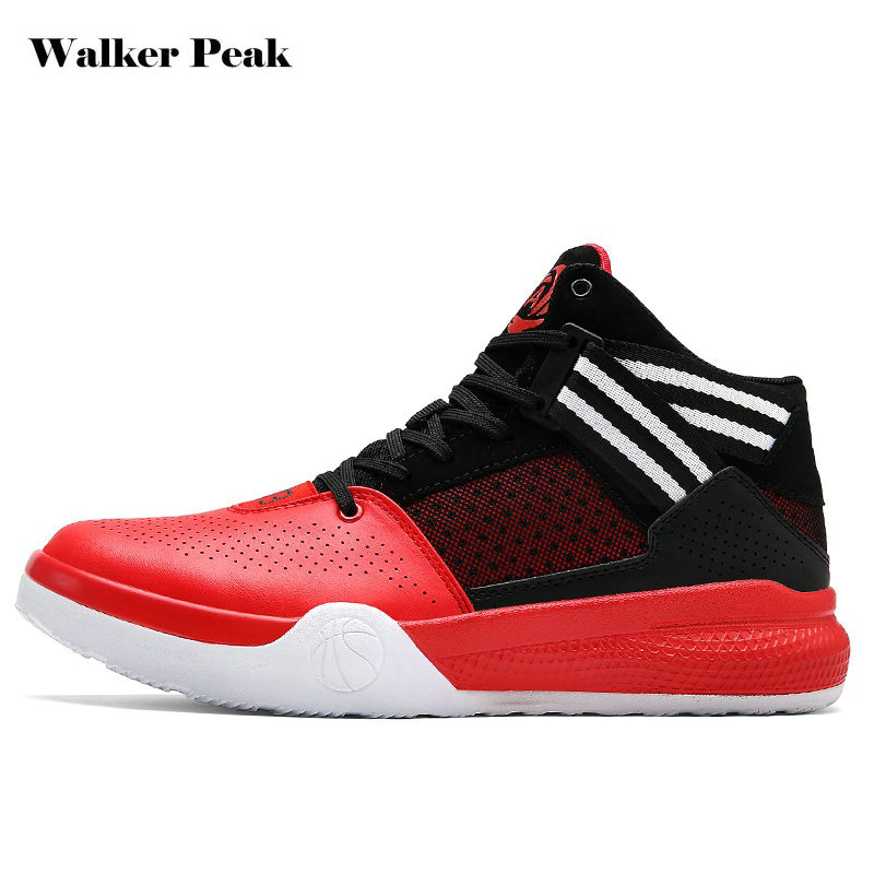 Walker Peak New Men Basketball Athletic Shoes,Light Breathable Sneakers for man,Top Quality Sports Outdoor Shoes Anti-slip Shoes  new men s basketball shoes breathable height increasing wear resisting sneakers athletic shoes high quality sports shoes bs0321