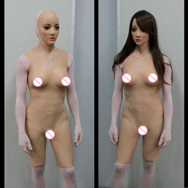 [TD-1] top quality realistic crossdress silicone breast forms silicone tight dress cross dressing costume props brest form