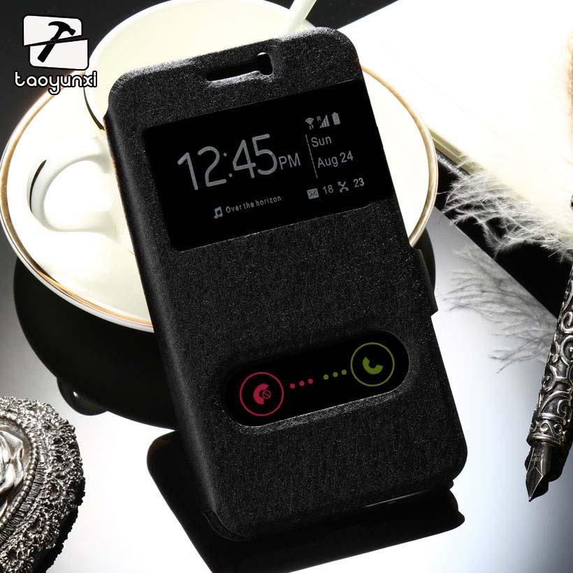 ⊱TAOYUNXI PU Leather Przerzuć Skrzynki Pokrywa Dla Samsung Galaxy ... 47336b0d4ef0