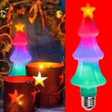 Canling E27 Led Christmas Decoration Lights E26 Tree Flame Lamp Ac85 265v Smd 2835 Fairy Novelty New Year Bulbs