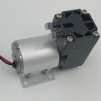 3L/M electric brushless motor diaphragm dc air compressor 24v