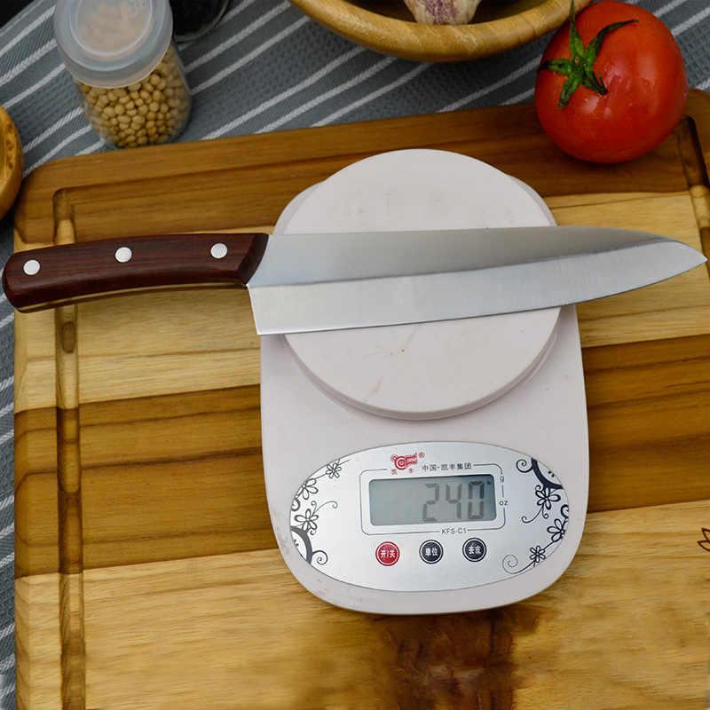 Free Shipping MIKALA Stainless Steel Japanese Style Kitchen Knife Chef Slicing Knife Fruit Vegetable Knives Santoku Knife