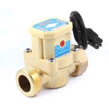 "New 26mm 3/4"" PT Thread Connector 120W Pump Water Flow Sensor Switch"