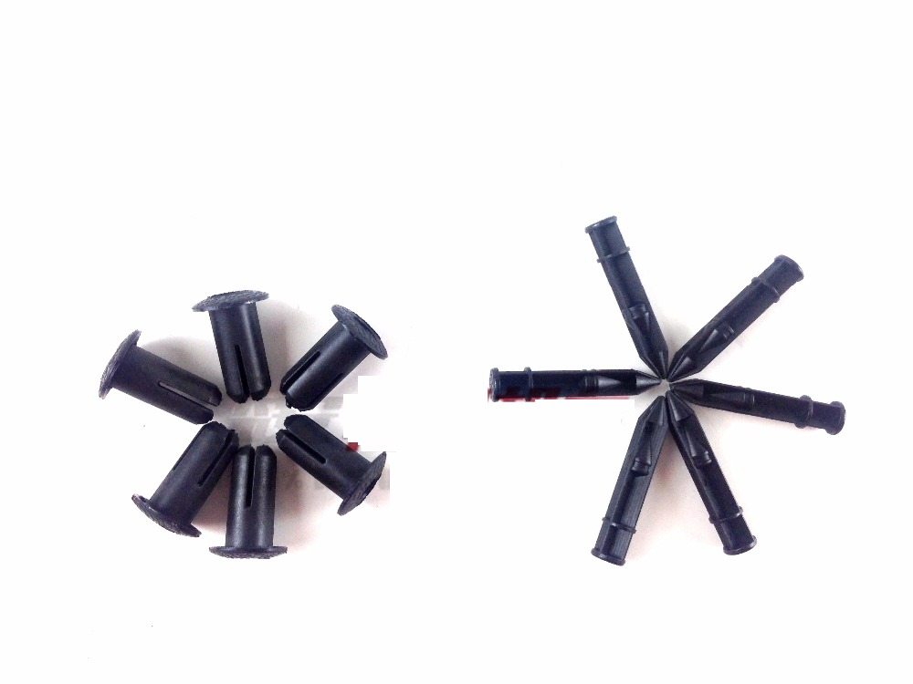 18 pcs plastic rivets suit for CFMOTO /CF650NK/CF650TR parts code is A000 041110