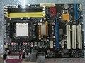 100% original motherboard desktop para asus m4a78 soquete am2/am2 +/am3 ddr2 gigabit ethernet frete grátis