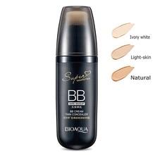 где купить BIOAQUA Roller Air Cushion BB Cream Sun Block Concealer Moisturizing Foundation Bare Whitening Beauty Makeup Korean Cosmetics по лучшей цене